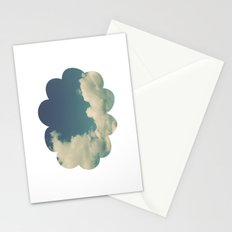 Puffy Cloud Stationery Cards
