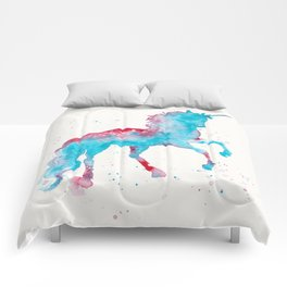 Bring On The Unicorns Comforters