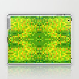 Gif Glitch Tapestry - 01 Laptop & iPad Skin