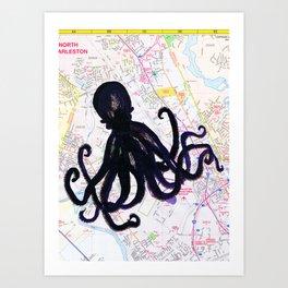 octomap Art Print