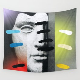Composition on Panel 18 Wall Tapestry
