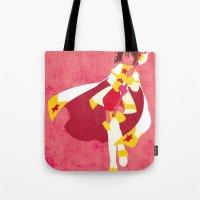 sakura Tote Bags featuring Sakura by JHTY