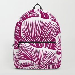 Mushroom Bouquet - Magenta Backpack