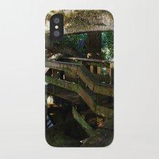 Tree house @ Aguadilla 5 iPhone X Slim Case