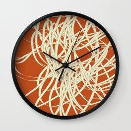 Halter11 Wall Clock