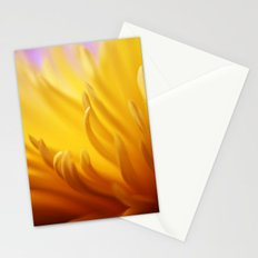Flaming Petals Stationery Cards