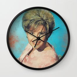 Brend Lee, Music Legend Wall Clock