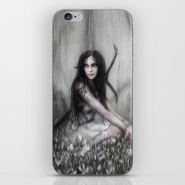Lantern by the Cavern iPhone Skin
