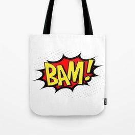 Bam! Kapow! Boom! Tote Bag