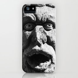 Stone Faced iPhone Case