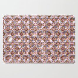 Pansy Cutting Board