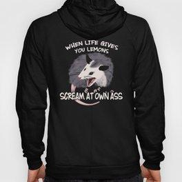 Possum Wisdom Hoody