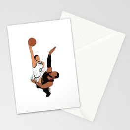 Jayson Tatum Stationery Cards