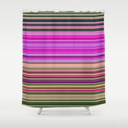 Foxgloves Shower Curtain