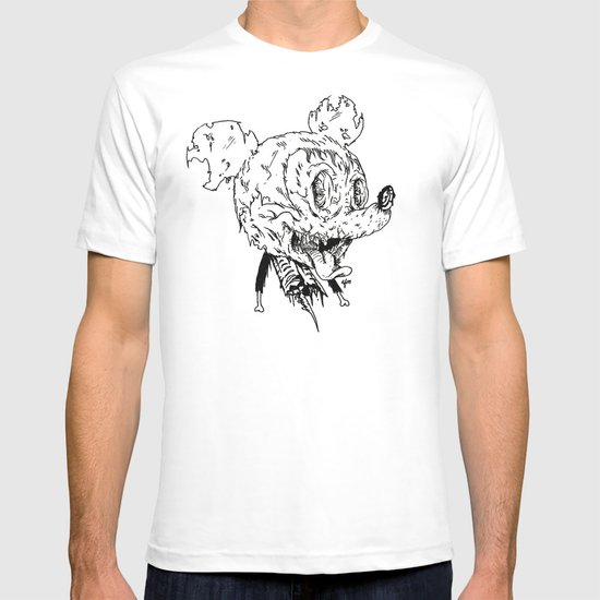 Zombie Mickey T-shirt