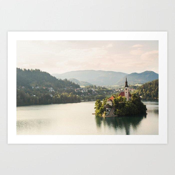 Slovenia I Art Print