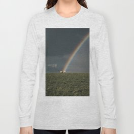 Rainbow II  - Landscape and Nature Photography Long Sleeve T-shirt