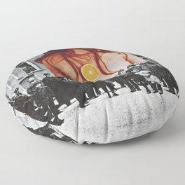 All Present Floor Pillow