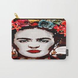 Art & Frida Kahlo Carry-All Pouch