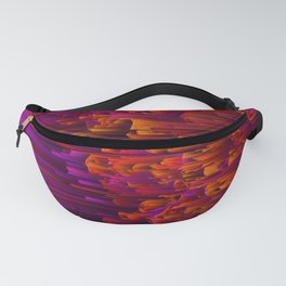 Race Over Jupiter Fanny Pack
