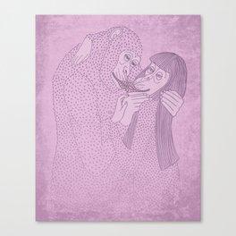 Kustav Kiss Canvas Print