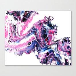 Sick Bubblegum Canvas Print