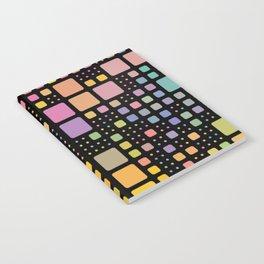 Pop Squares Notebook