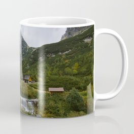 Under the peak Coffee Mug