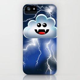 STORM CLOUD! iPhone Case