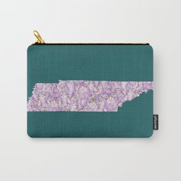 Tennessee in Flowers Carry-All Pouch