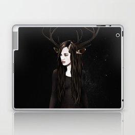 Abigail Night Laptop & iPad Skin