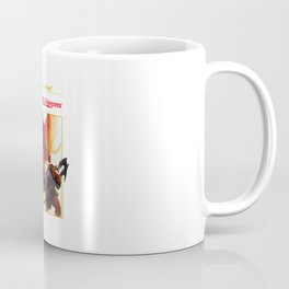 dungeons and dragons - advanced Coffee Mug