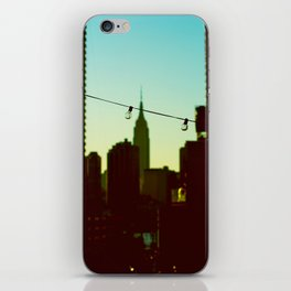 A View Of Bliss iPhone Skin