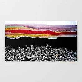 Tu Canvas Print