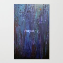 Empathy Canvas Print