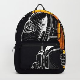 Space Ice Cream Backpack