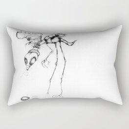 wondering Rectangular Pillow