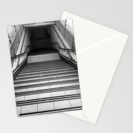 Mind The Step Stationery Cards