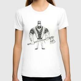 The Ax man T-shirt
