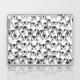 Penguin pattern Laptop & iPad Skin