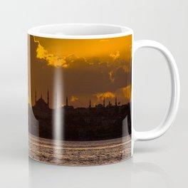 Istambul's Sunset Coffee Mug