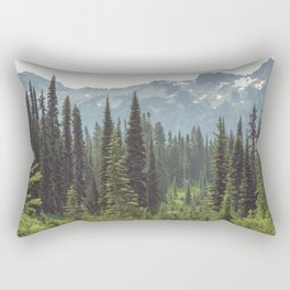 Escape to the Wilds - Nature Photography Rectangular Pillow