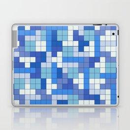 Tetris Camouflage Marine Laptop & iPad Skin