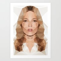k 2 Art Print