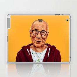 Hipstory -  Dalai Lama Laptop & iPad Skin