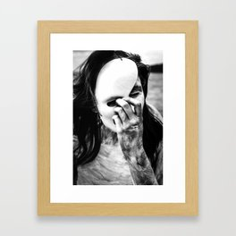 Remove Framed Art Print