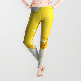 Young Unknown Man Leggings