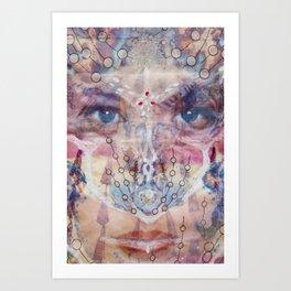 Things that make you go Om Art Print