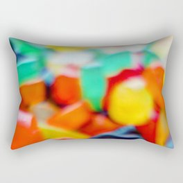 Sweets 01 | Wine Gums Rectangular Pillow