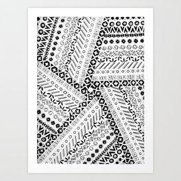 Coalition Tradition Art Print